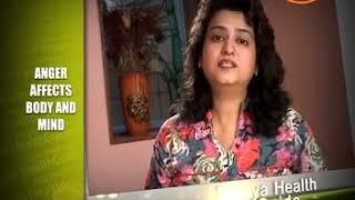 Anger Management How anger affects  body & mind Dr Rajni Duggal आक्रोश के दुष्परिणाम शारीर दिमाग पे