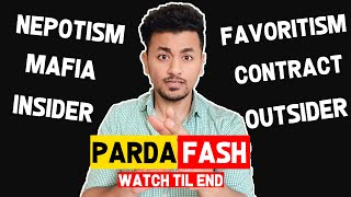 Nepotism - Good Or Bad? | Contracts | Insider Outsider | Rahul Bhoj Reaction | WATCH TILL END