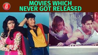 Aamir Khan's Time Machine To Sanjay Dutt-Salman Khan's Dus - Superstar Films Which Never Released