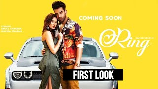 RING First Look Poster | Mahira Sharma And Paras Chhabra | Coming Soon
