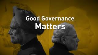 What is good governance? Let the numbers speak for themselves