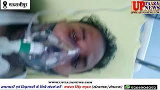 झाँसी मेडिकल कॉलेज में मरने से पहले कोरोना के मरीज ने स्वास्थ विभाग की पोल खोल कर रख दी