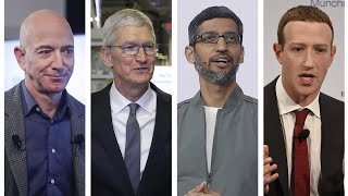 Highlights: 4 Big Tech CEOs grilled at US Congress hearing over their market power