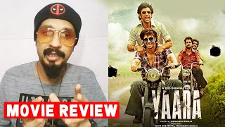 Yaara Movie Review | Vidyut Jammwal, Amit Sadh, Shruti Haasan, Vijay Varma | Zee5 Movie