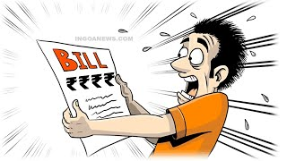 #InflatedBills   Now electricity department pushes the blame on faulty meters!