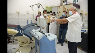 #GoodNews | Convalescent plasma therapy machine commissioned at GMC, therapy to begin from next week