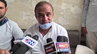 अरुण यादव का ज्योतिरादित्य सिंधिया और शिवराज पर बड़ा हमला -  Congress Former Pcc Chief Arun Yadav