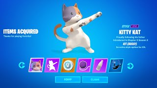 Fortnite All Boss Kit Challenge Reward till Week 7