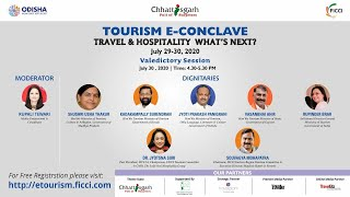 Valedictory Session - FICCI Tourism E Conclave