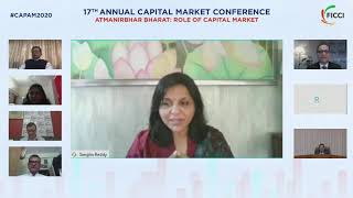 FICCI-CAPAM 2020 session with SEBI Chair Ajay Tyagi