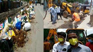 Eid Ul Adha | old City Mein Cleaning Work | Samad Bin Abdad | Fahad Bin Abdad |