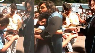 Dhruva Sarja raksha bandhan celebration video | Druvasarja