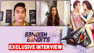 Bandish Bandits | Ritwik Bhowmik, Shreya Chaudhry Exclusive Interview