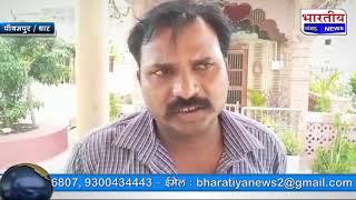 पीथमपुर में एक चोर ने हनुमान मंदिर की दान पेटी बनाया निशाना, चोर की करतूत सीसीटीवी कैमरे में कैद।