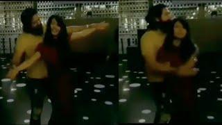 Exclusive Yash and Radhika Pandit Romantic Dance Video ???????? | Yash | Radhika Pandit
