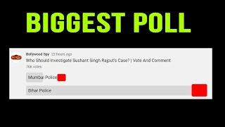 Biggest Poll Result: Who Should Investigate Sushant Singh Rajput Case? Bihar Police Vs Mumbai Police
