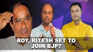 #BreakingNews | Roy, Ritesh Naik set to join BJP? WATCH first comments from Congress Chief Girish