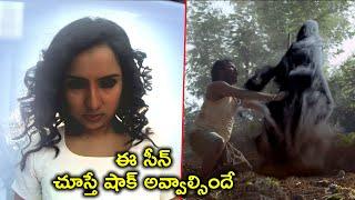ఈ సీన్ చూస్తే షాక్ అవ్వాల్సిందే | Devil Soul Enters Into Leema Babu's Body | Bhargavi