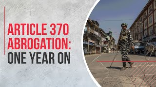Article 370 Abrogation: At one year anniversary voices from UTs of J&K and Ladakh