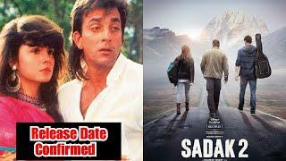 Sadak 2 Release Date Confirmed, Kya Sadak Jaisi Badi Hit Sabit Hogi?