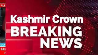 Gunfight Breaks Out In South Kashmir's Bijbhera 2 Militants Trapped