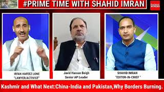 #Kashmir and What Next China-India and Pakistan Why Borders Burning.