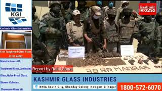 Militant Hideout Busted In Rajouri,Arms And Ammunition Recovered:Says Police