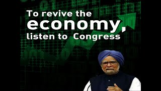 To revive the economy, Listen to Congress