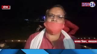 कोरबा - राम मंदिर निर्माण और भूमि पूजन से गदगद हुए विश्व हिंदू परिषद बजरंग दल के कार्यकर्ता