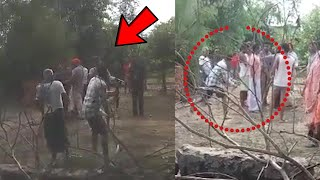 कोरबा - बाप ने ही दी थी 112 के चालक बेटे को बड़ी सी लकड़ी, जमीन विवाद में किया प्राणघातक हमला, Video