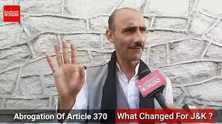 Irfan Hafeez lone On:  Abrogation Of Article 370 - 35-A What