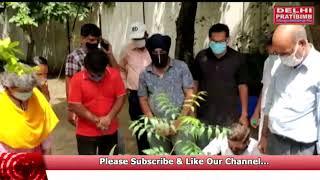मलका गंज सर्वोदय कन्या विद्यालय में लगाए गए वृक्ष विधायक दिलीप पांडेय ने लगाए वृक्ष।dkp न्यूज़