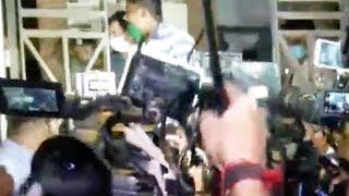 Breaking News: Rhea Se Puchtach Khatam, Bahar Aa Gayi Rhea, Sade Aath Ghante Chali Puchtach