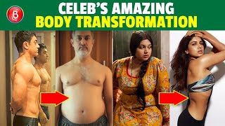 Aamir Khan To Bhumi Pednekar - Bollywood Stars Who Went Through An Amazing Body Transformation