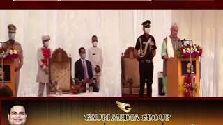 जम्मू कश्मीर के नए एलजी मनोज सिन्हा ने शपथ लेने के साथ ही लोगों से किया वादा