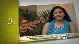 Diet Tips for winter Dr Deepika Malik Dietician सर्दियों के लिए डाइट टिप्स  https://beingpostiv.com/