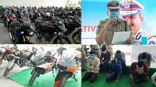 The Biggest Bike Robbers Of Hyderabad Got Arrested | @ SACH NEWS |