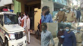 Salman Aur Ayub Ke Ghar Me Ghusi Hyderabad Police | @ SACH NEWS |