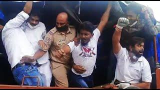 Ye Hyderabad Hain Yaha Awaaz Uthana Mana Hain ! | @Sach News
