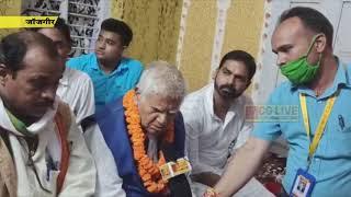 मुख्यमंत्री भूपेश बघेल के पिता नंदकुमार से एक मुलाकात cglivenews