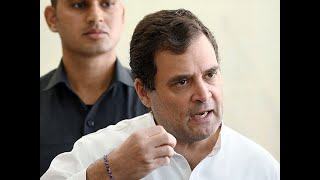 Draft EIA 2020 favours BJP's 'suit-boot friends', must be withdrawn: Rahul Gandhi
