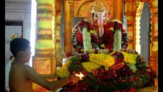 #WATCH | Calangute Ganeshotsav Mandal decides to hold Ganesh Utsav for 11 days