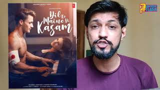 Dil Ko Maine Di Kasam Video Song Reaction - Asim Riaz, Himanshi Khurana, Arijit Singh & Kumaar