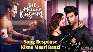 Asim - Himanshi Ya Paras - Mahira Kisne Maari Baazi - Dil Ko Maine Di Kasam & Ring Song