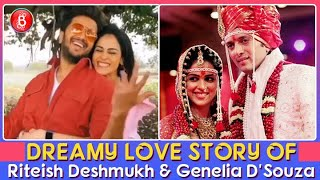 Riteish Deshmukh & Genelia D'Souza's Love Story Is Nothing Short Of A Dream | Tujhe Meri Kasam