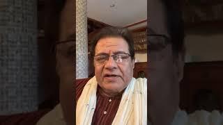 Anup Jalota Pays tribute to Poet Rahat Indori ji