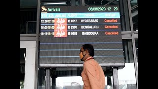 West Bengal govt extends ban on flights from six cities to Kolkata till August 31