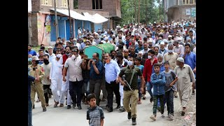 Jammu & Kashmir: Several BJP workers quit party after targeted killings of leaders