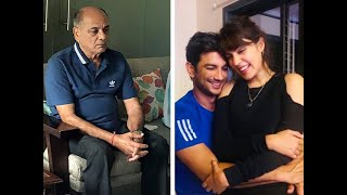 Sushant's father attempted to reach out to son via Rhea & Shruti, WhatsApp messages reveal