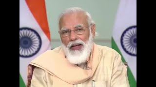 PM Modi discusses coronavirus situation with CMs of 10 most affected states